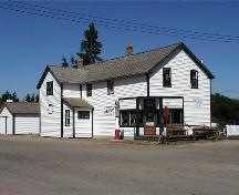 Dickson Store and Site Provincial Historic Resource (April 2006); Alberta Culture and Community Spirit - Historic Resources Management Branch, 2006