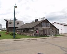 Sexsmith Blacksmith Shop Provincial Historic Resource, Sexsmith (June 2001); Alberta Culture and Community Spirit, Historic Resources Management Branch, 2001