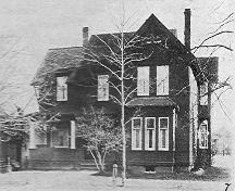 "169 Botsford Street (A. C. Chapman Residence) as it appeared in the 1915 publication of ""Moncton: City of Opportunity.; Moncton Museum"