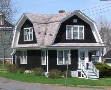 Charles S. Feetham House - Southeast perspective; Heritage Division, NS Dept. of Tourism, Culture & Heritage, 2005