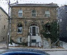 Mary Queen of Scots House, Halifax, Nova Scotia, 2007.; HRM Planning and Development Services, Heritage Property Program, 2007.