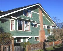 Exterior view of 1150 Monterey Avenue, 2005; Corporation of the District of Oak Bay, 2005