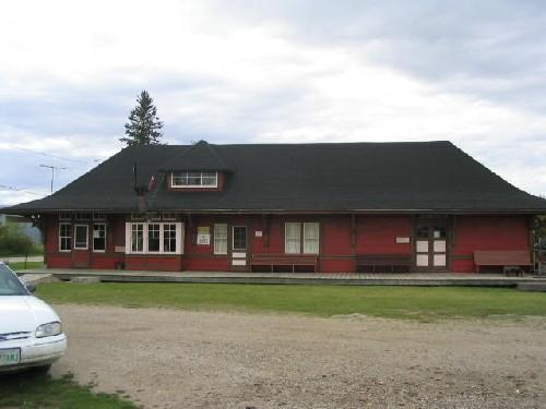 Train Station at the Museum
