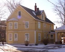 Showing north east elevation; City of Charlottetown, Natalie Munn, 2007