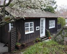 Exterior view of Emily Carr cottage, 2005; Corporation of the District of Oak Bay, 2005