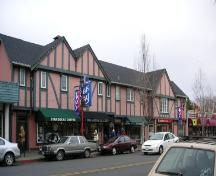 Exterior view of the Castle Block, 2006; Corporation of the District of Oak Bay, 2006