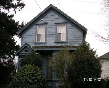 Exterior view of the James Tait House, 2006; Corporation of the District of Oak Bay, 2006