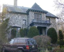 Exterior view of the Jones House, 2005; Corporation of the District of Oak Bay