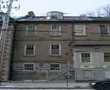 William DeBlois House, Halifax, Nova Scotia, 2007.; HRM Planning and Development Services, Heritage Property Program, 2007.