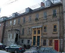 Pryor Terrace, Halifax, Nova Scotia, 2007.; HRM Planning and Development Services, Heritage Property Program, 2007.