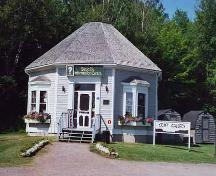 Captain George Anderson House - Sackville Visitor Information centre; Town of Sackville