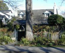 Exterior view of the Oliver House, 2005; Corporation of the District of Oak Bay, 2005