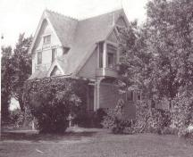 Showing south east elevation circa. 1930; Alberton Museum, Hubert Rogers' Collection