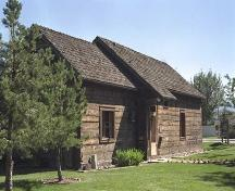Third John McDougall House at Guisachan Heritage Park, 2003; City of Kelowna, 2003