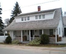 Front Elevation, Taffrail Cottage, Chester, Nova Scotia, 2007.; Heritage Division, Nova Scotia Department of Tourism, Culture and Heritage, 2007.