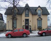 James-Robson House, Dartmouth, Nova Scotia, 2007.; HRM Planning and Development Services, Heritage Property Program, 2007.