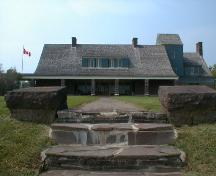 Ministers Island - Summer estate of Sir William Van Horne, 2002; PNB