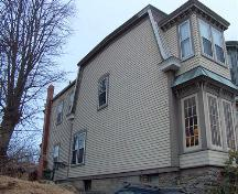 Wesley Forbes House, Dartmouth, Nova Scotia, 2007.; HRM Planning and Development Services, Heritage Property Program, 2007.