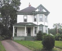 Ernest D. Vernon House, north elevation, 2004;