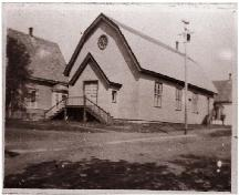 Victoria Community Hall; Lighthouse Museum Collection