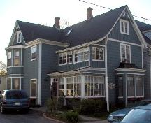 Showing south east elevation; City of Charlottetown, Natalie Munn, 2007