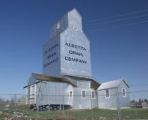 Alberta Grain Company Grain Elevator Provincial Historic Resource, St. Albert (October, 2006); Alberta Culture and Community Spirit, Historic Resources Management, 2006