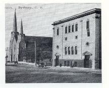 The Lyceum, early 20th century, Sydney, N.S; Unknown.