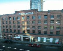 Exterior view of the Crane Building; City of Vancouver, 2004