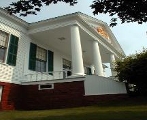 Portico; Province of New Brunswick