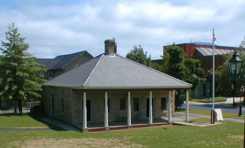 Military Compound - Guard House