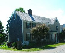 Pagan-O'Neil House - looking west, 2007; Province of New Brunswick