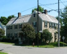 Pagan-O'Neil House - looking south, 2007; Province of New Brunswick