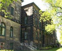 Old Halifax Court House, Front façade, 2004; Heritage Division, Nova Scotia Department of Tourism Culture and Heritage, 2004