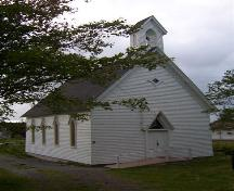 Clam Harbour United Church, NS Dept. of Tourism, Culture and Heritage, 2007; Heritage Division, NS Dept. of Tourism, Culture and Heritage, 2007