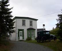 Homestead, Memory Lane Heritage Village, Halifax, NS, 2007; Heritage Division, NS Dept. of Tourism, Culture and Heritage, 2007