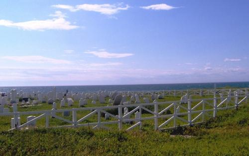 Old Anglican Cemetery, Anchor Point, NL