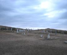 Taylorton Cemetery, 2007; Dawson, Government of Saskatchewan, 2007