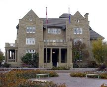 Government House Provincial Historic Resource (October 2004); Alberta Culture and Community Spirit, Historic Resources Management Branch, 2004