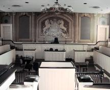 The well-type Court Room; OHT, 2006