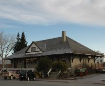 Canadian Pacific Railway Station, High River; Alberta Culture and Community Spirit, Historic Resources Management Branch, 2005