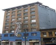 Balmoral Hotel; City of Vancouver, 2004
