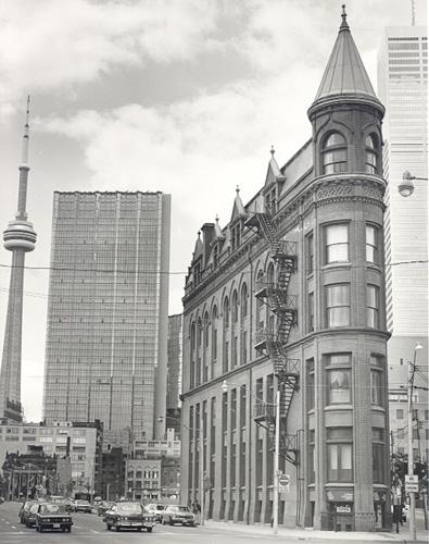 View of south façade – August 1977