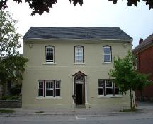 Facade; Rideau Heritage Initiative 2006