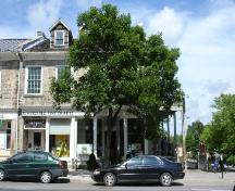 View from the street; Rideau Heritage Initiative 2006