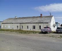 Noble Cultivators Retail Manufacturing Building Provincial Historic Resource, Nobleford (May 2000); Alberta Culture and Community Spirit, Historic Resources Management, 2000
