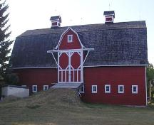 Button Barn, 2007.; Clint Robertson, 2007.