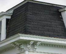 Mansard roof; Town of St. Stephen