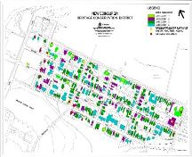 New Edinburgh Heritage Conservation District Map; City of Ottawa 2005