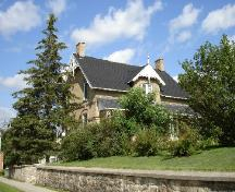 the rectory; Rideau Heritage Initiative 2006