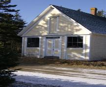 Post office and store building, Mrs. Josephine Coffin House, Coffinscroft, NS, 2008.; Department of Tourism, Culture and Heritage, Province of Nova Scotia 2008